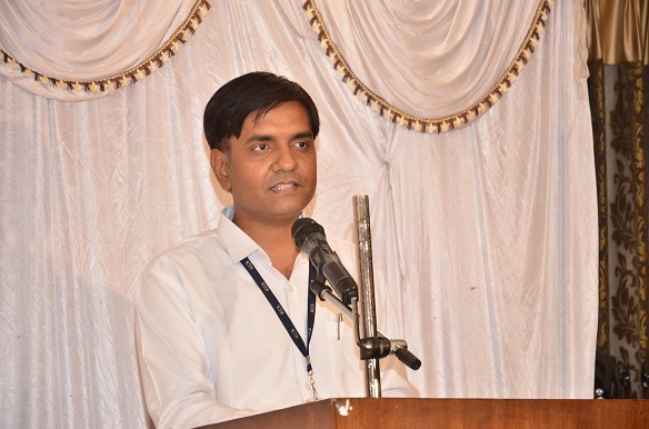 Vote of Thanks by Mr. Ojasvi Saxena  Director KCS Educate Pvt. Ltd.